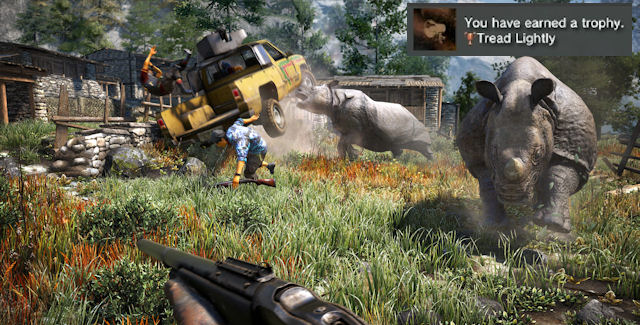 Far Cry 4 Trophies Guide