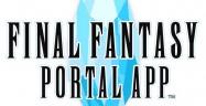 Final Fantasy Portable App Logo Banner Artwork