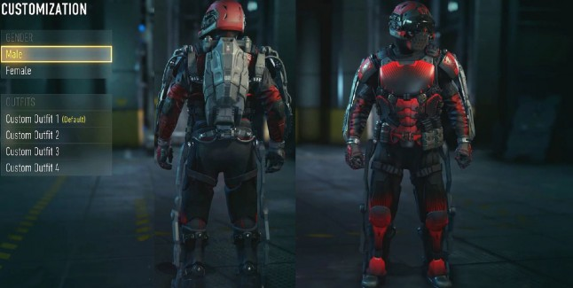 How To Get A Bloodshed Armor In Call of Duty: Advanced Warfare