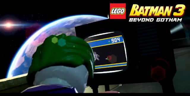 Lego Batman 3 Easter Eggs