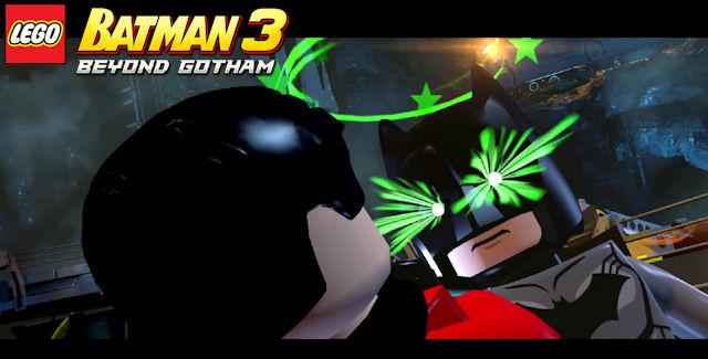 Lego Batman 3 Glitches