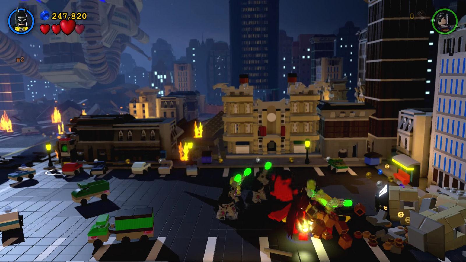 lego batman 3 red brick 8 minikit detector location rh videogamesblogger com LEGO Batman Drawings LEGO Batman Drawings