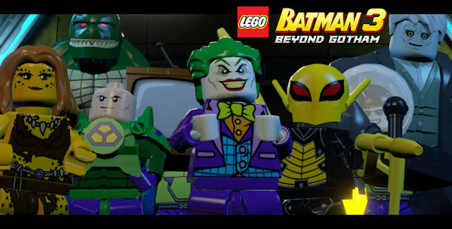 Lego Batman 3 Trophies Guide
