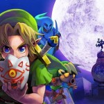 Majora's Mask 3D Timeline Facebook Cover Photo