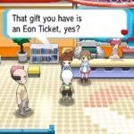 Pokemon Omega Ruby Alpha Sapphire Eon Ticket Gameplay Screenshot