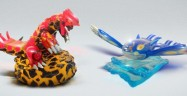 Pokemon Omega Ruby Alpha Sapphire Figures Pre-Order Bonus Mega Kyogre Mega Groudon UK Australia New Zealand