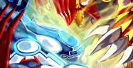 Pokemon Omega Ruby Alpha Sapphire Mega Battle Kyogre Groudon Fanart by Kawacy Deviant Art