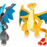 Pokemon Omega Ruby Alpha Sapphire Pre Order Bonus Charizard XY Plushies USA Toys R Us