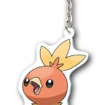 Pokemon Omega Ruby Alpha Sapphire Torchic Keychain Pre Order Goodie UK Shopto