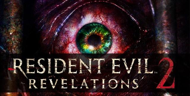 Resident Evil Revelations 2 Banner Artwork