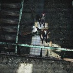 Resident Evil Revelations 2 Camera Viewpoint Above Gameplay Screenshot