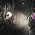 Resident Evil Revelations 2 Claire Moira Coop Teamwork Gameplay Screenshot