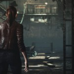 Resident Evil Revelations 2 Claire's Ass Gameplay Screenshot