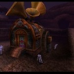 Zelda Majora's Mask 3D Music House Gameplay Screenshot 3DS