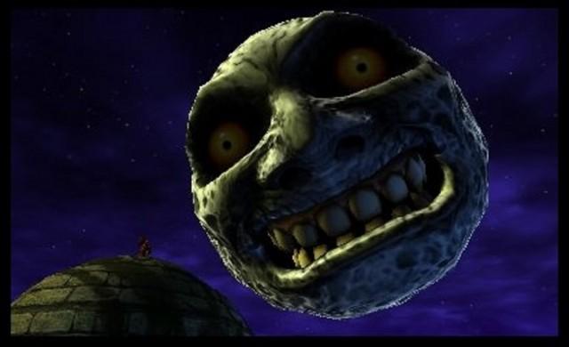 Zelda Majora's Mask 3D Operation Moonfall Gameplay Screenshot 3DS