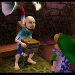 Zelda Majora's Mask 3D Windmill Guy Gameplay Screenshot 3DS