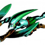 Zelda Majora's Mask 3D Zora Link Artwork 3DS Official