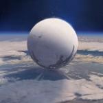Destiny The Traveler on Earth artwork