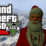 Grand Theft Auto Christmas Wallpaper