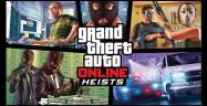 GTA Online Heists Release Date