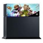 LittleBigPlanet 3 PS4 Faceplate