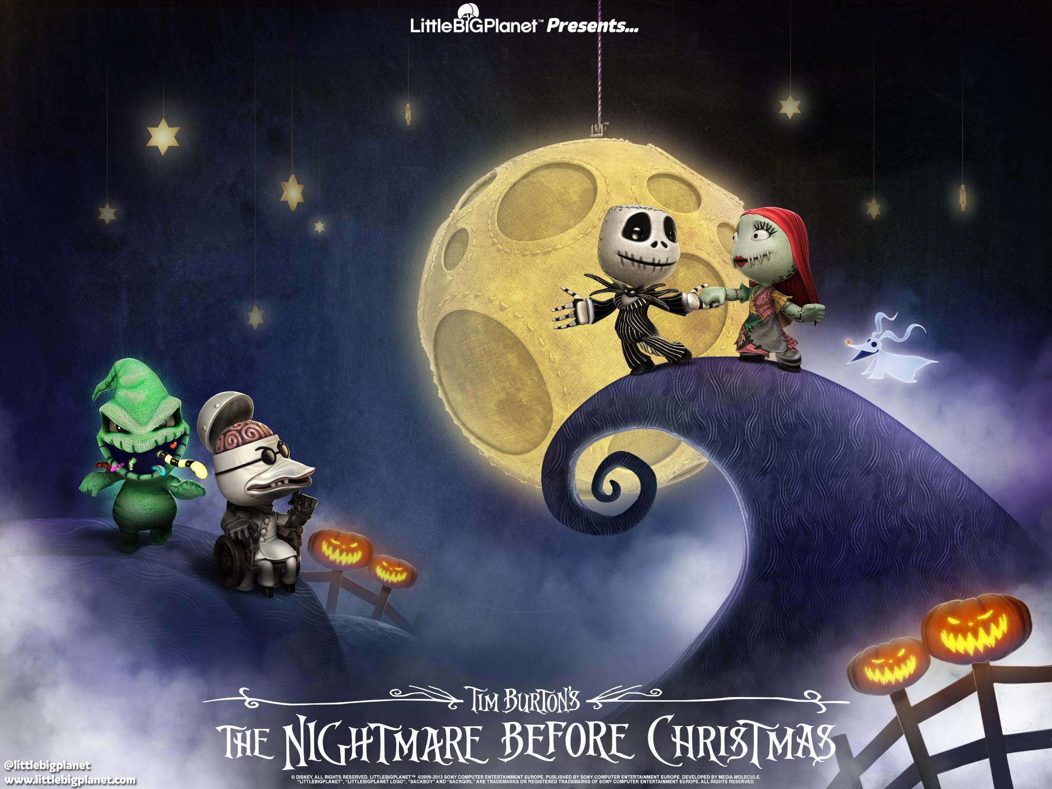 ... little big planet wallpaper hd wallpaper collections ... & Little Big Planet Halloween Costume - The Halloween