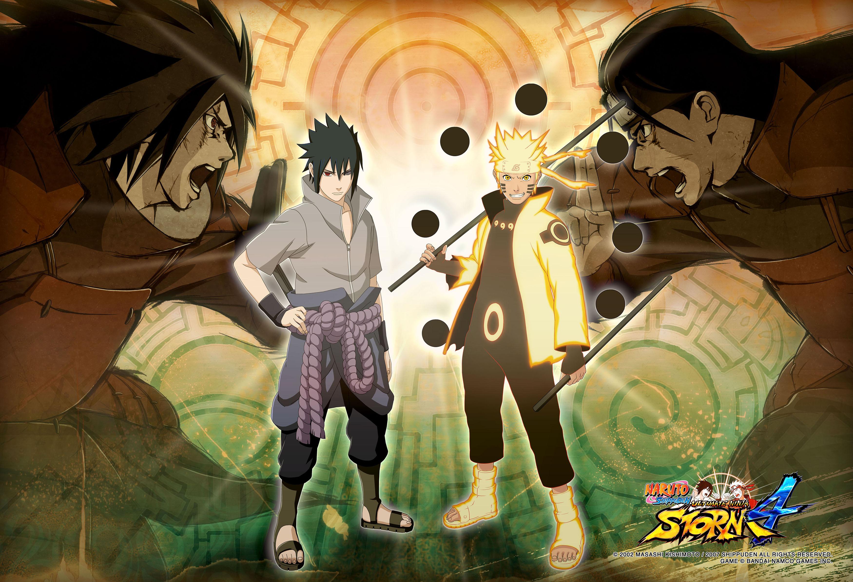 Naruto Shippuden: Ultimate Ninja Storm 4 Wallpaper