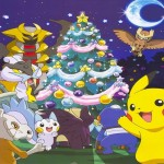 Pokemon Christmas Wallpaper