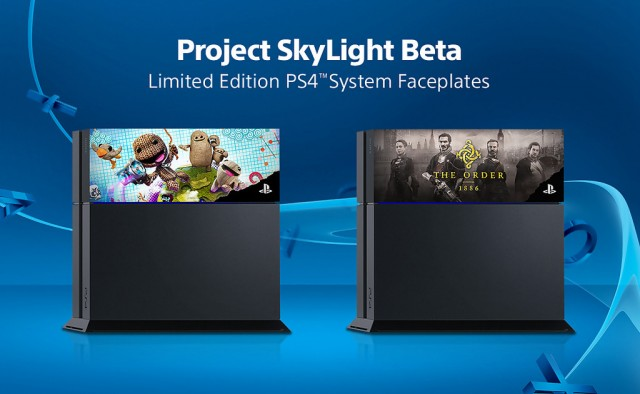 PS4 Faceplates