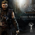 Telltale Game of Thrones Asher Forrester