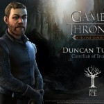 Telltale Game of Thrones Duncan Tuttle