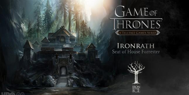 Telltale Game of Thrones Episode 2 Release Date