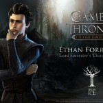 Telltale Game of Thrones Ethan Forrester