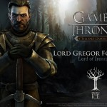 Telltale Game of Thrones Lord Gregor Forrester