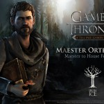 Telltale Game of Thrones Maester Ortengryn