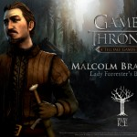 Telltale Game of Thrones Malcolm Branfield