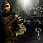 Telltale Game of Thrones Rodrik Forrester