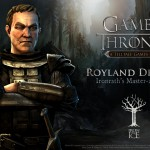 Telltale Game of Thrones Royland Degore