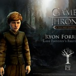 Telltale Game of Thrones Ryon Forrester