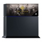 The Order: 1886 PS4 Faceplate
