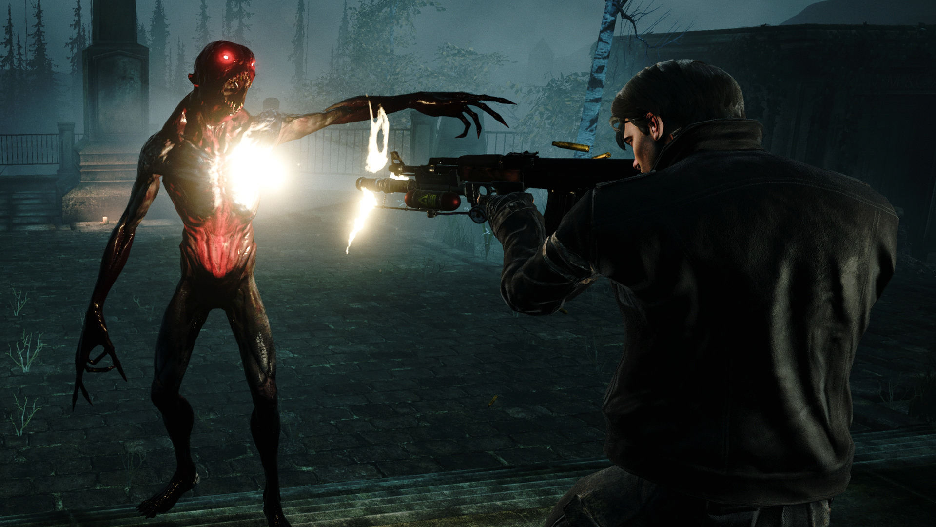 Alone in the Dark: Illumination Zombie Dead Gameplay Screenshot