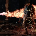 Alone in the Dark: Illumination Flamethrower Gameplay Screenshot PC