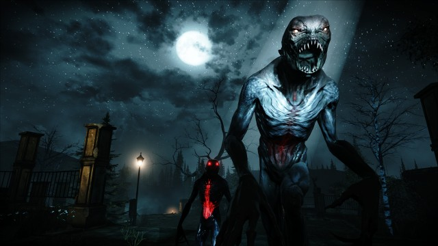 Alone in the Dark: Illumination Monsters At Full Moon Gameplay Screenshot PC