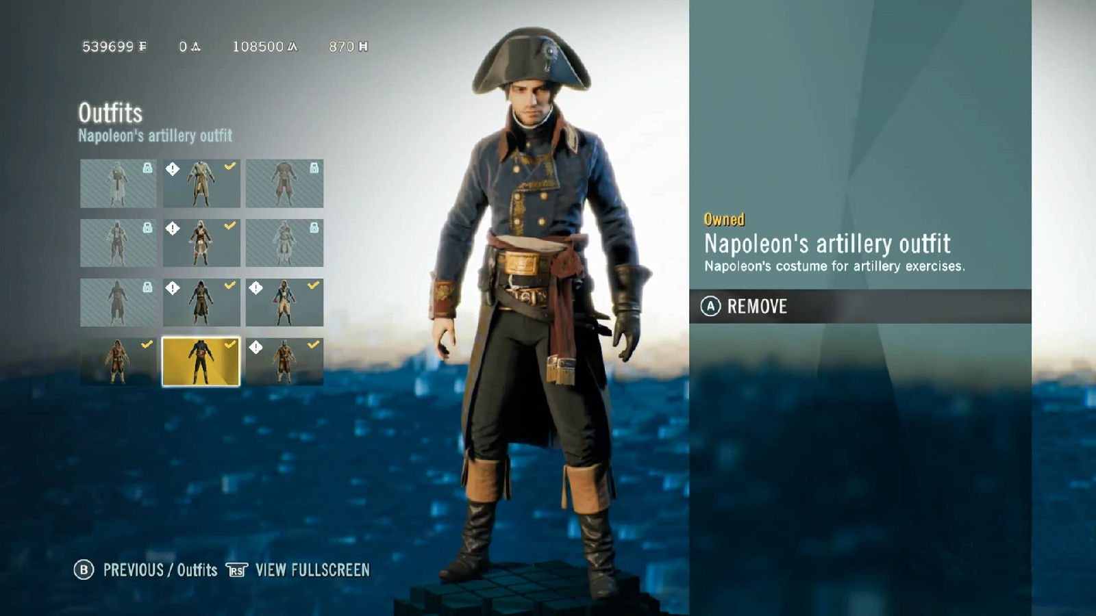 How To Unlock All Assassin S Creed Unity Dead Kings Outfits