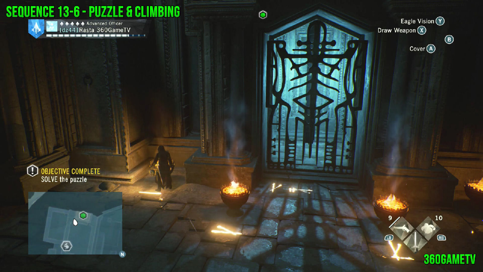Assassin S Creed Unity Dead Kings Puzzle Solutions Guide Video
