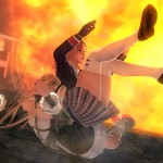 Dead or Alive 5: Last Round Butt Stomp Girls Gameplay Screenshot Xbox One PS4 PC Xbox 360 PS3