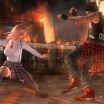 Dead or Alive 5: Last Round Hotfoot Gameplay Screenshot Xbox One PS4 PC Xbox 360 PS3