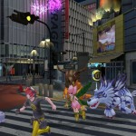 Digimon Story: Cyber Sleuth City PS Vita Gameplay Screenshot