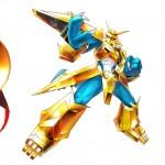 Digimon Story: Cyber Sleuth PS Vita Artwork Triptych