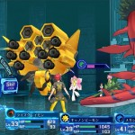 Digimon Story: Cyber Sleuth Battle PS Vita Gameplay Screenshot